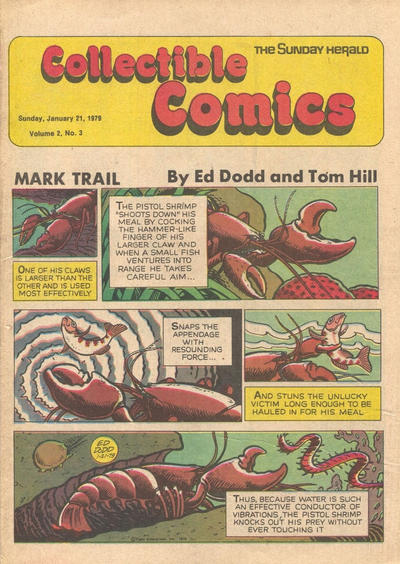 Cover for The Sunday Herald Collectible Comics (Chicago Daily Herald, 1978 series) #v2#3