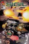 Cover for Sigil (CrossGen, 2000 series) #26
