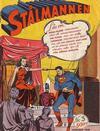 Cover for Stålmannen (Centerförlaget, 1949 series) #3/1949