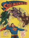 Cover for Stålmannen (Centerförlaget, 1949 series) #7/1950
