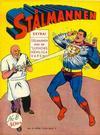 Cover for Stålmannen (Centerförlaget, 1949 series) #8/1950