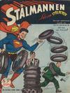 Cover for Stålmannen (Centerförlaget, 1949 series) #9/1950
