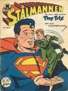 Cover for Stålmannen (Centerförlaget, 1949 series) #10/1950