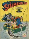 Cover for Stålmannen (Centerförlaget, 1949 series) #18/1950