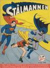 Cover for Stålmannen (Centerförlaget, 1949 series) #20/1950