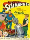 Cover for Stålmannen (Centerförlaget, 1949 series) #27/1951