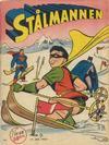 Cover for Stålmannen (Centerförlaget, 1949 series) #28/1951