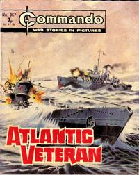 Cover Thumbnail for Commando (D.C. Thomson, 1961 series) #957
