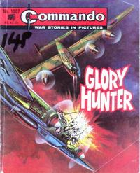 Cover Thumbnail for Commando (D.C. Thomson, 1961 series) #1007