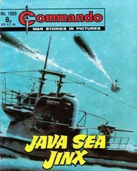 Cover Thumbnail for Commando (D.C. Thomson, 1961 series) #1089