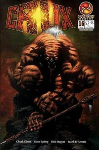 Cover Thumbnail for Crux (CrossGen, 2001 series) #16