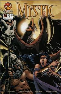 Cover Thumbnail for Mystic (CrossGen, 2000 series) #26