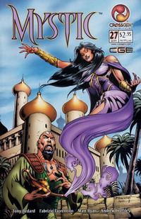 Cover Thumbnail for Mystic (CrossGen, 2000 series) #27