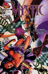 Cover Thumbnail for Mystic (CrossGen, 2000 series) #28