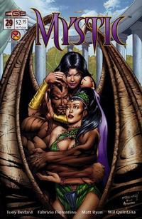 Cover Thumbnail for Mystic (CrossGen, 2000 series) #29