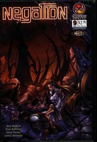 Cover Thumbnail for Negation (CrossGen, 2002 series) #9