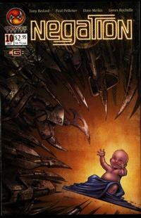 Cover Thumbnail for Negation (CrossGen, 2002 series) #10