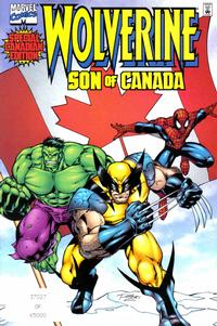 Cover Thumbnail for Wolverine: Son of Canada (Marvel, 2001 series) #[nn]