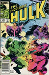 Cover for The Incredible Hulk (Marvel, 1968 series) #304 [Canadian]