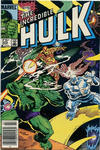 Cover for The Incredible Hulk (Marvel, 1968 series) #305 [Canadian]