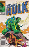 Cover for The Incredible Hulk (Marvel, 1968 series) #309 [Newsstand]