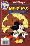 Cover Thumbnail for Donald Pocket (1968 series) #48 - Mikke Mus er på vakt [3. utgave bc-F 670 38]