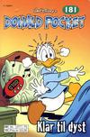 Cover Thumbnail for Donald Pocket (1968 series) #181 - Klar til dyst [2. utgave bc 277 75]