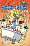 Cover Thumbnail for Donald Pocket (1968 series) #182 - Til fortiden i badekar [2. utgave bc 277 75]