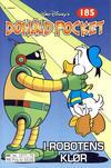 Cover Thumbnail for Donald Pocket (1968 series) #185 - I robotens klør [2. utgave bc 277 75]