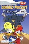 Cover Thumbnail for Donald Pocket (1968 series) #189 - Ridder med suksess [2. utgave bc 239 60]