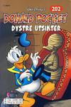 Cover for Donald Pocket (Hjemmet / Egmont, 1968 series) #202 - Dystre utsikter [2. utgave bc 239 60]