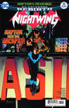 Cover for Nightwing (DC, 2016 series) #32