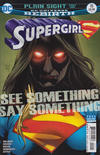 Cover for Supergirl (DC, 2016 series) #15