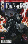 Cover for The Punisher (Marvel, 2016 series) #218 [Clayton Crain Cover]