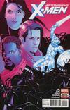Cover for Astonishing X-Men (Marvel, 2017 series) #5 [Ramon Rosanas]