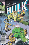 Cover Thumbnail for The Incredible Hulk (1968 series) #313 [Newsstand]