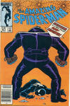 Cover for The Amazing Spider-Man (Marvel, 1963 series) #271 [Canadian]