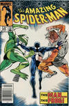 Cover for The Amazing Spider-Man (Marvel, 1963 series) #266 [Canadian]