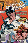 Cover for The Amazing Spider-Man (Marvel, 1963 series) #273 [Canadian]