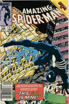 Cover for The Amazing Spider-Man (Marvel, 1963 series) #268 [Canadian]