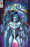 Cover Thumbnail for ROM (2016 series) #14 [Cover C - Andrew Griffith]