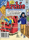 Cover for Archie Comics Digest (Archie, 1973 series) #105 [Newsstand]