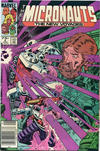 Cover for Micronauts (Marvel, 1984 series) #4 [Canadian]