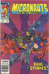 Cover for Micronauts (Marvel, 1984 series) #6 [Canadian]