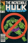 Cover Thumbnail for The Incredible Hulk (1968 series) #317 [Canadian]