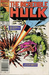 Cover Thumbnail for The Incredible Hulk (1968 series) #318 [Canadian]