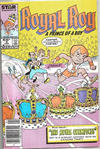Cover Thumbnail for Royal Roy (1985 series) #5 [Newsstand]