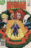Cover for Adventures of the Outsiders (DC, 1986 series) #43 [Canadian]