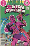 Cover Thumbnail for All-Star Squadron Annual (1982 series) #1 [Canadian]