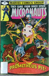 Cover for Micronauts (Marvel, 1979 series) #5 [Direct]